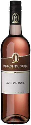 Württemberger Wein Schwaigerner Grafenberg Acolon rosé QW halbtrocken (1 x 0.75 l)
