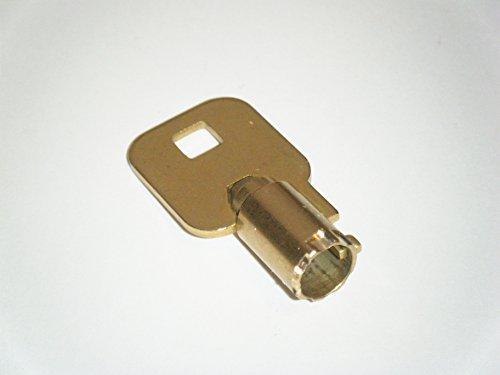 FEO-K1 Elevator Key Fire Service Key 1-Key ILCO Brand Cut K1 KONE Elevator Service Key