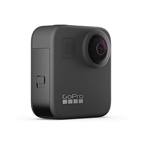 31J3Ys AXBL. SL500  - GoPro MAX — Waterproof 360 + Traditional Camera with Touch Screen Spherical 5.6K30 HD Video 16.6MP 360 Photos 1080p Live Streaming Stabilization