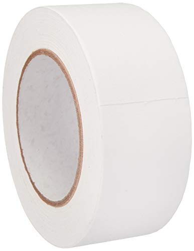 professional Amazon Basics Residual Gaffer Tape – 2 x 90 inch White