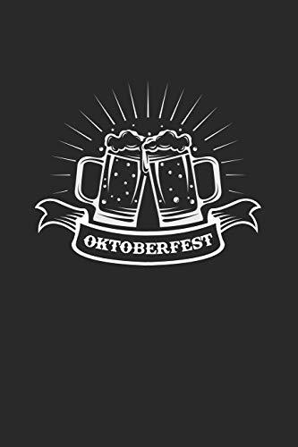 Oktoberfest: 6x9 Oktoberfest | lined | ruled paper | notebook | notes