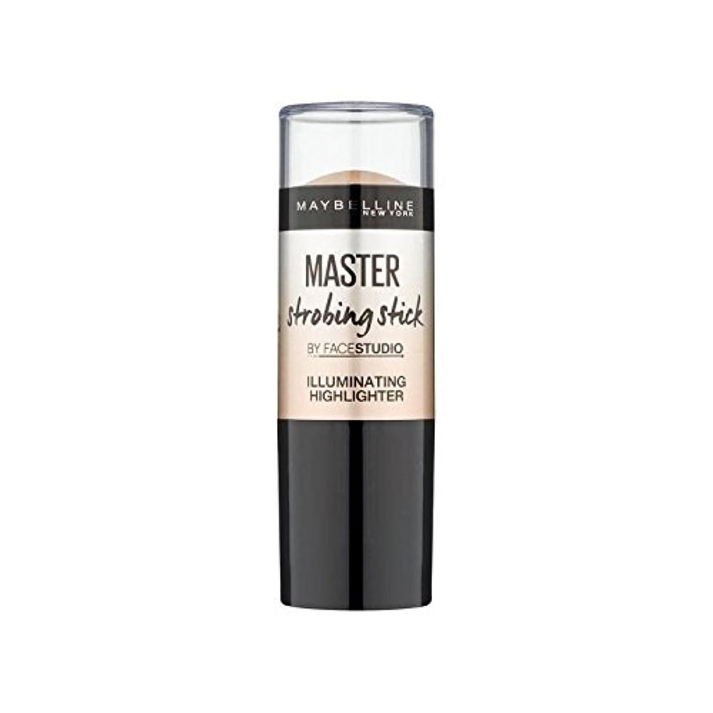 旋回近々事務所Maybelline Master Strobing Stick Medium - メイベリンマスターストロボスティック媒体 [並行輸入品]