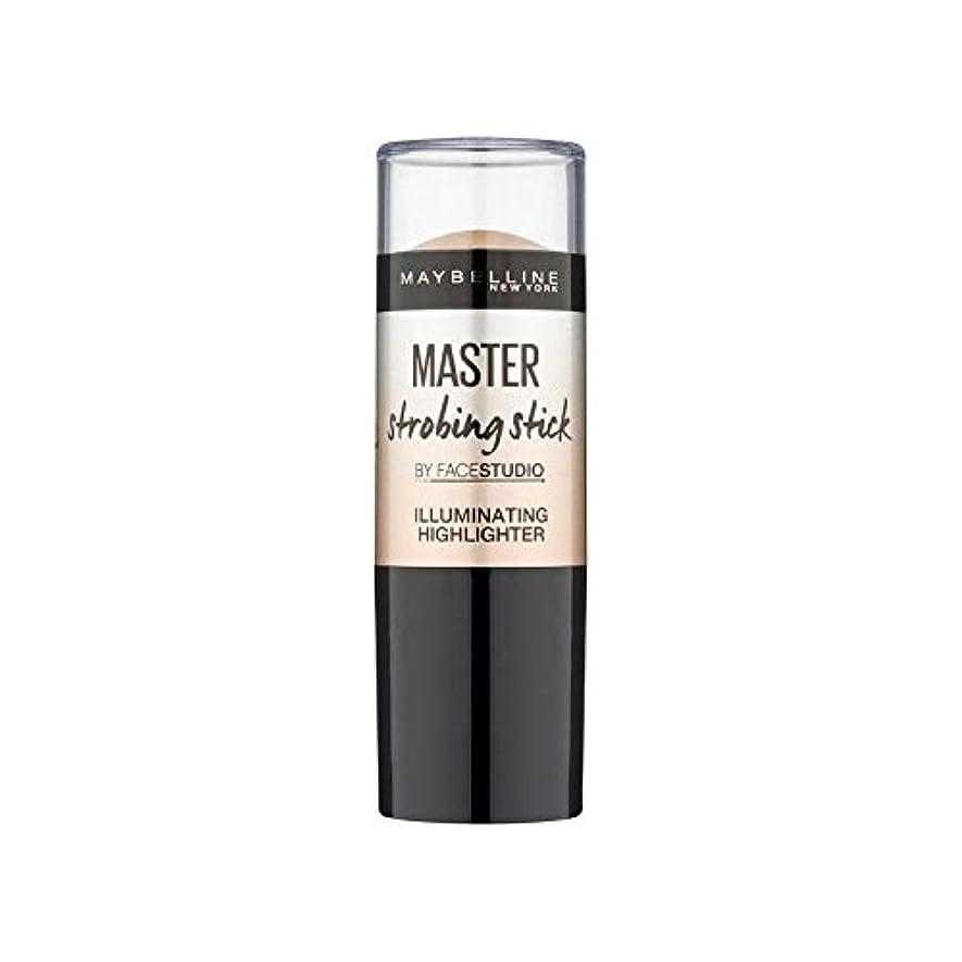 幻想比べるライターMaybelline Master Strobing Stick Medium - メイベリンマスターストロボスティック媒体 [並行輸入品]