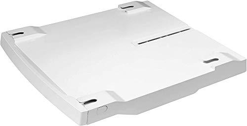 AEG STA8GW - Kit unión torre lavadora-secadora sin bandeja, 47-54 cm