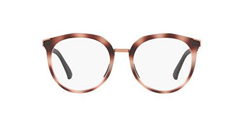 Oakley 0OX3238 Gafas, MATTE ROSE TORTOISE, 52 para Mujer
