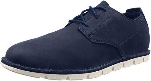 Timberland Herren Tidelands Oxford Schuhe, Blau (Black Iris 9q0), 45 EU