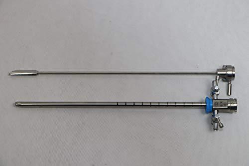 Laparoscopic Cystoscope Sheath and Obturator 24 FR Urology Instruments