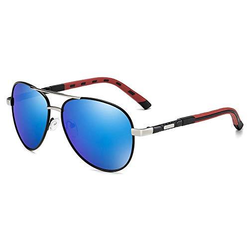 Gafas De Sol Hombre Mujeres Ciclismo Gafas De Sol Polarizadas Clásicas para Hombre Gafas De Sol De Conducción De Metal Gafas De Sol Masculinas-05
