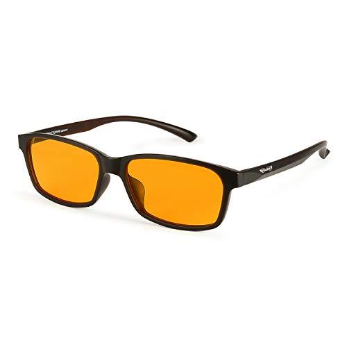 PRiSMA FREiBURG PRO Blaulichtfilter-Brille - Bildschirmzeit ohne Kopfschmerzen - F709 N