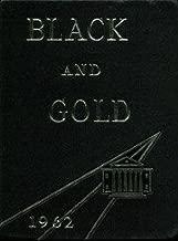 (Custom Reprint) Yearbook: 1962 RJ Reynolds High School - Black and Gold Yearbook (Winston Salem, NC)