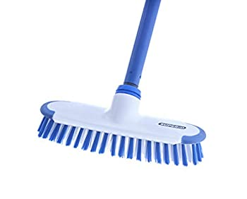 Superio Deck Scrub Brush With Long Handle Review