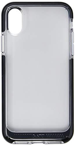 Capa Protetora Fluro Onyx com Pelicula para Iphone X, Laut, Capa Protetora para Celular, Onyx