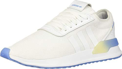 adidas Originals Women's U_Path X W Running Shoe, White/Real Blue/Night Metallic, 7 M US
