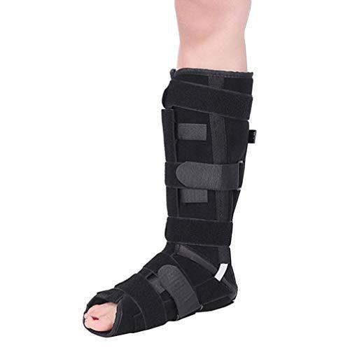 LIOOBO Bota de Fractura - Rodillera - Tobillera - Bota médica ortopédica para Lesiones de Tobillo y pie - Talla s