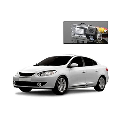 QWERQF Cámara de Marcha atrás Ultra HD para automóvil, Imagen Trasera, Uso de Amigos  CCD + RCA,para Renault Samsung SM3 2013~2017