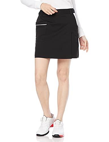 [キャロウェイ] [レディース] スカート (8WAYストレッチ・インナーショートパンツ付き) / ゴルフ / C21228200 1010_ブラック L