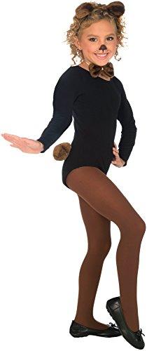 Price comparison product image Plush Teddy Bear Child Costume Kit