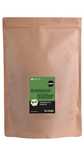Wohltuer Bio Brennnesselblätter Tee aus qualifizierter europäischer Wildsammlung 300g