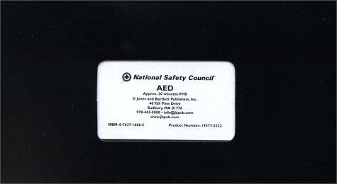 Automatic External Defibrillator [VHS]