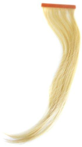 American Dream - AH/A1/QX/16/613 - Qwik X - 100 % Cheveux Naturel - Indien Remi Extensions - Couleur 613 - Blond Crème - 41 cm