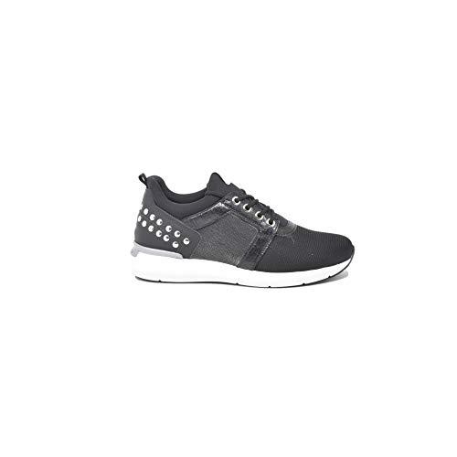 Nero Giardini Donna Sneaker A806590D Nero Scarpe in Pelle Autunno Inverno 2019 EU 38