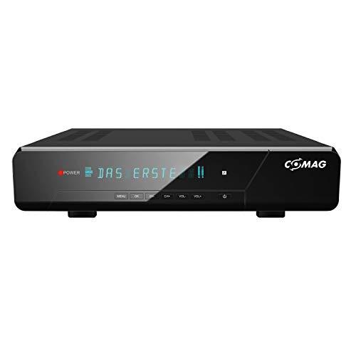 COMAG  Twin HD Digitaler Satelliten Receiver/Tuner HD-TV mit 1000GB (1TB) Festplatte (HDMI, USB 2.0, PVR Ready, 1080p (Senderabhängig), 1080i, 720p, 576p) schwarz