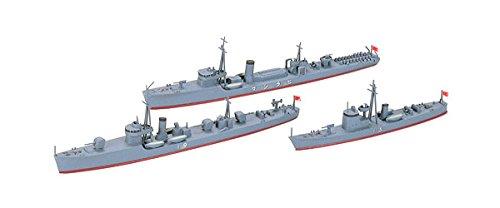 タミヤ 1/700 ウォーターラインシリーズ No.519 日本海軍 小艦艇セット プラモデル 31519