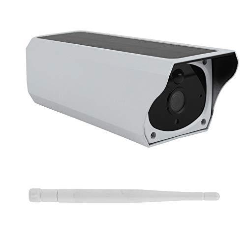 1080P HD WiFi Cámara para Exteriores Sin Necesidad de Cables Cámara Solar de vigilancia inalámbrica para Exteriores para Seguridad en la Oficina