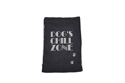 David Fussenegger Hundekissen Hundedecke Best Friend Dogs Chill-Zone mit Füllung 60 x 90 cm