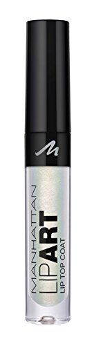 Manhattan Ombre Lip Art, Farbe 003 Holographic, Lipgloss mit holographischem Effekt, 1er Pack (1 x 3 ml)
