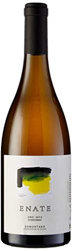 ENATE UNO Chardonnay 2012, Vino Blanco 100% Chardonnay con Crianza, DO Somontano, Botella 75cl