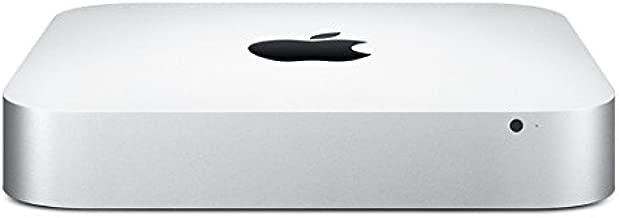 Apple Mac mini, 1.4GHz Intel Core i5 Dual Core, 4GB RAM, 500GB HDD, Silver, MGEM2LL/A