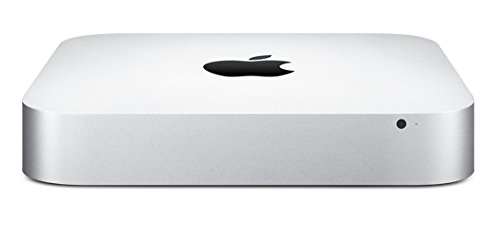 Apple Mac mini, Intel Dual-Core i5 1,4 GHz, 500 GB HDD, 4 GB RAM, 2014