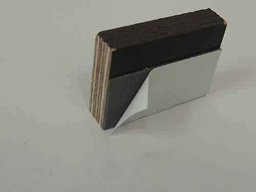 masu Abstandhalter für masu Basis-Set/Erweiterungs-Set bei Aluminium- oder Blechfensterbänke mit Tropfnase über 25 mm Höhe