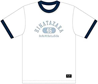 日向坂46 リンガーTシャツ (ホワイト, M)