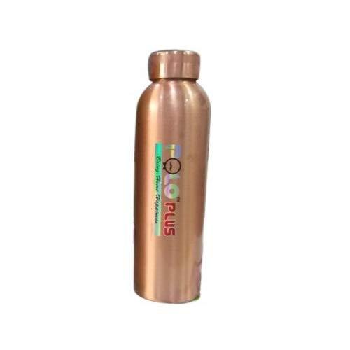 Pure Copper Drinking Water Bottle Vessel Flask Ayurvedic Health Benefits 500ml