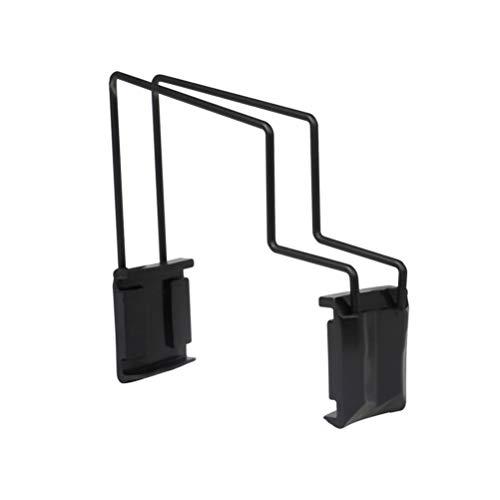Artibetter Strijkstok Corrector Viool Rechtzetten Collimator Praktijk Leermiddel en Training Accessoire (Zwart)