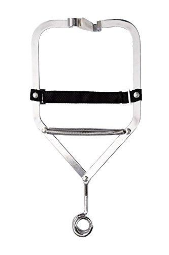 AMAZONAS Türklammer für Baby Federwiegen Babyhängematten Babyschaukeln Door Clamp Stahl verzinkt bis 15 kg