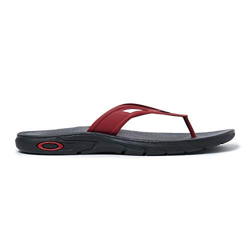 Oakley Ellipse Flip Zehentrenner red line