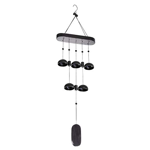 Giftchy Feng Shui Wind Chimes for Outside, 29.5 Inch...