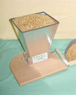 MSS Barley Crusher Malt Mill, 7 lb