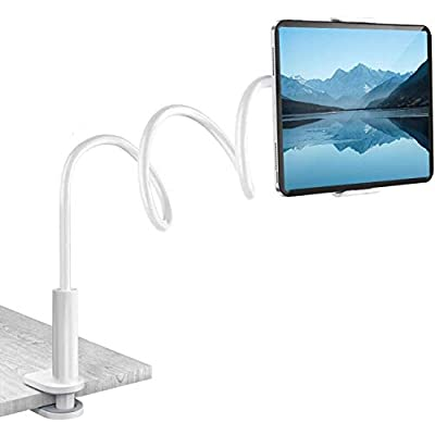 Amazon - 80% Off on Gooseneck Tablet Mount Holder for Bed, Compatible with iPad Pro Air Mini iPhone