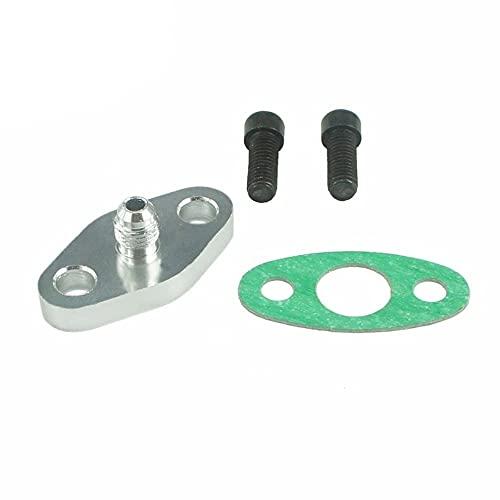 IJEOKDHDUW Turbo Kit de reconstrucción de actualización estándar cojinete de Empuje del Eje del turbocompresor Accesorios del Coche