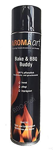 BBQ & Bake Buddy, Grillrostpflege und Antihaftspray 600 ml