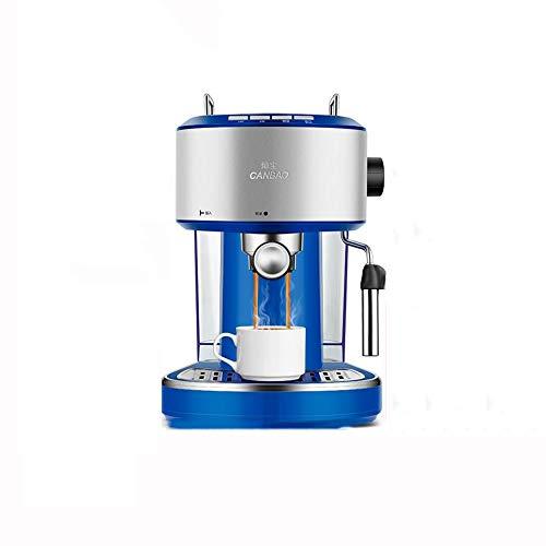 QIDI koffiezetapparaat filter mobiel koffiezetapparaat thermostatische anti-goccia 1L, 850 W, 20 bar