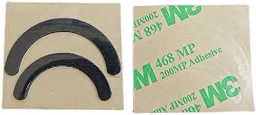 Mouse Feet Skates for Logitech M355 / Logitech Pebble M350 Wireless Mouse (Pack of 2)