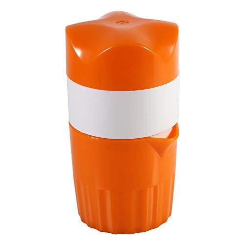 Exprimidor manual Exprimidor de naranja de mano Exprimidor de frutas 1Pcs para uso doméstico