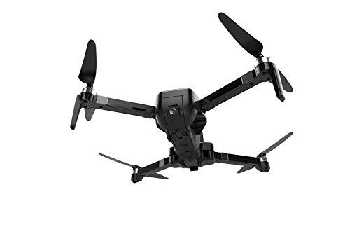 KAIFH Drone Macchina Fotografica 4K HD Pieghevole Drone GPS Anti-Vento Automatico Flusso D'aria Di Ritorno Controllo Remoto Aereo A Quattro Assi in Modalità Senza Testa Gesto Foto Automatica Seguire,2