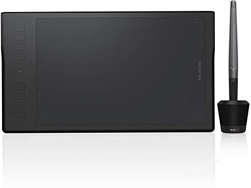 HUION INSPIROY Q11K Tableta Gráfica 11 Pulgadas Tableta Gráfica de Dibujo Inalámbrico Digital Para Lápiz 8192 Niveles De Sensibilidad 8 Teclas De Acceso Directo