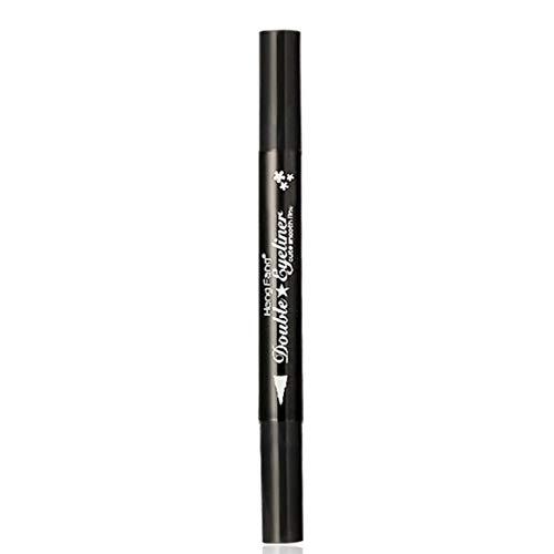 Kongqiabona-UK Star/Moon/Heart/Plum Blossom Seal Eyeliner Liquide Noir Eyeliner Durable étanche Eyeliner à séchage Rapide